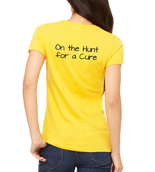 "LLS Women's ""Team Bee Positive"" T-shirt"
