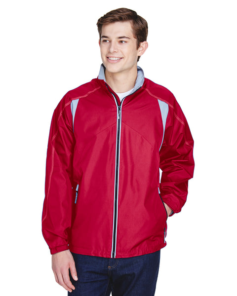 AZTEC Men's Endurance Lightweight Colorblock Jacket