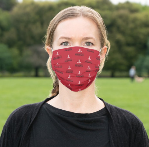 "JLP ""Logo"" Cloth Face Mask"
