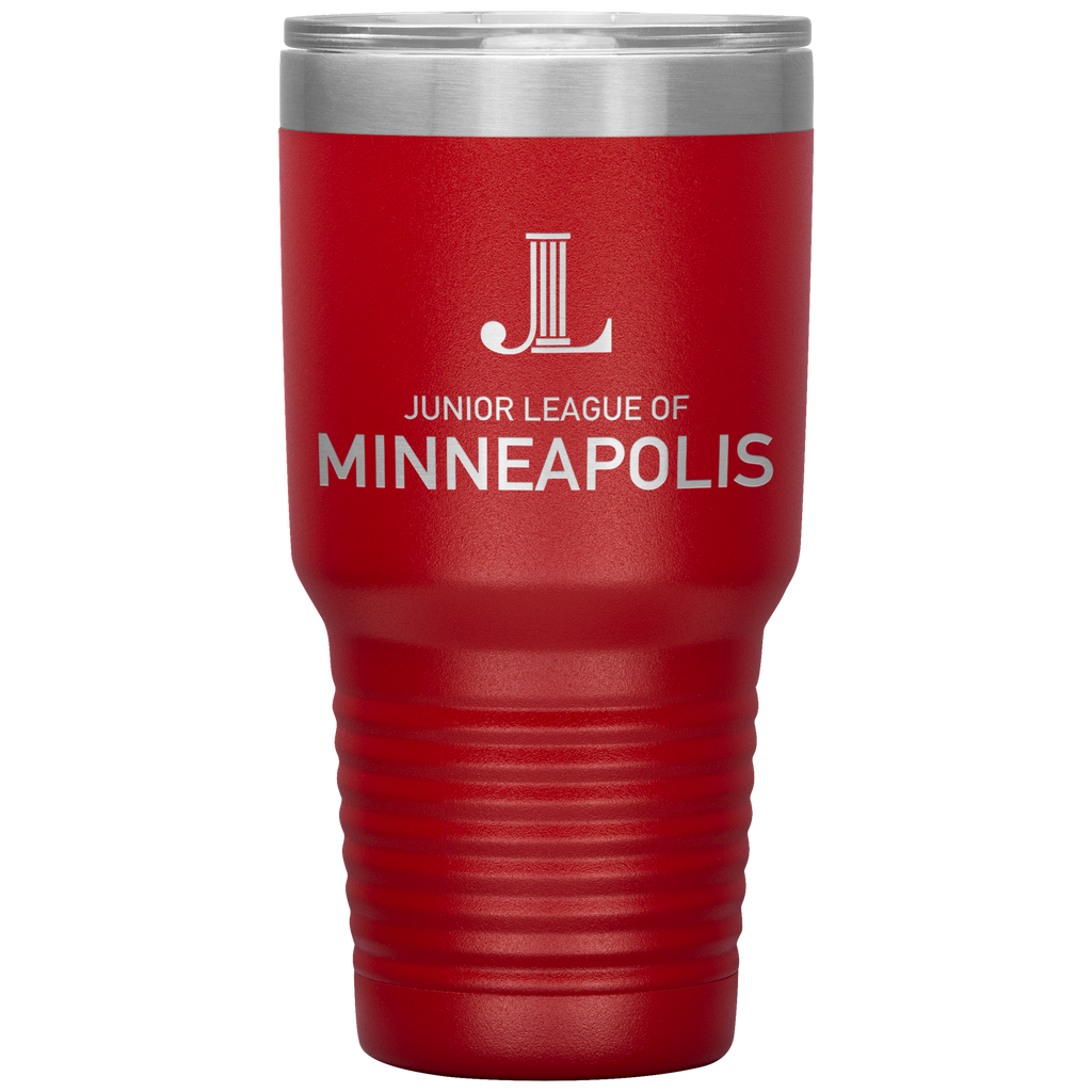 "JL Minneapolis ""Logo"" 30oz Vacuum Tumbler"