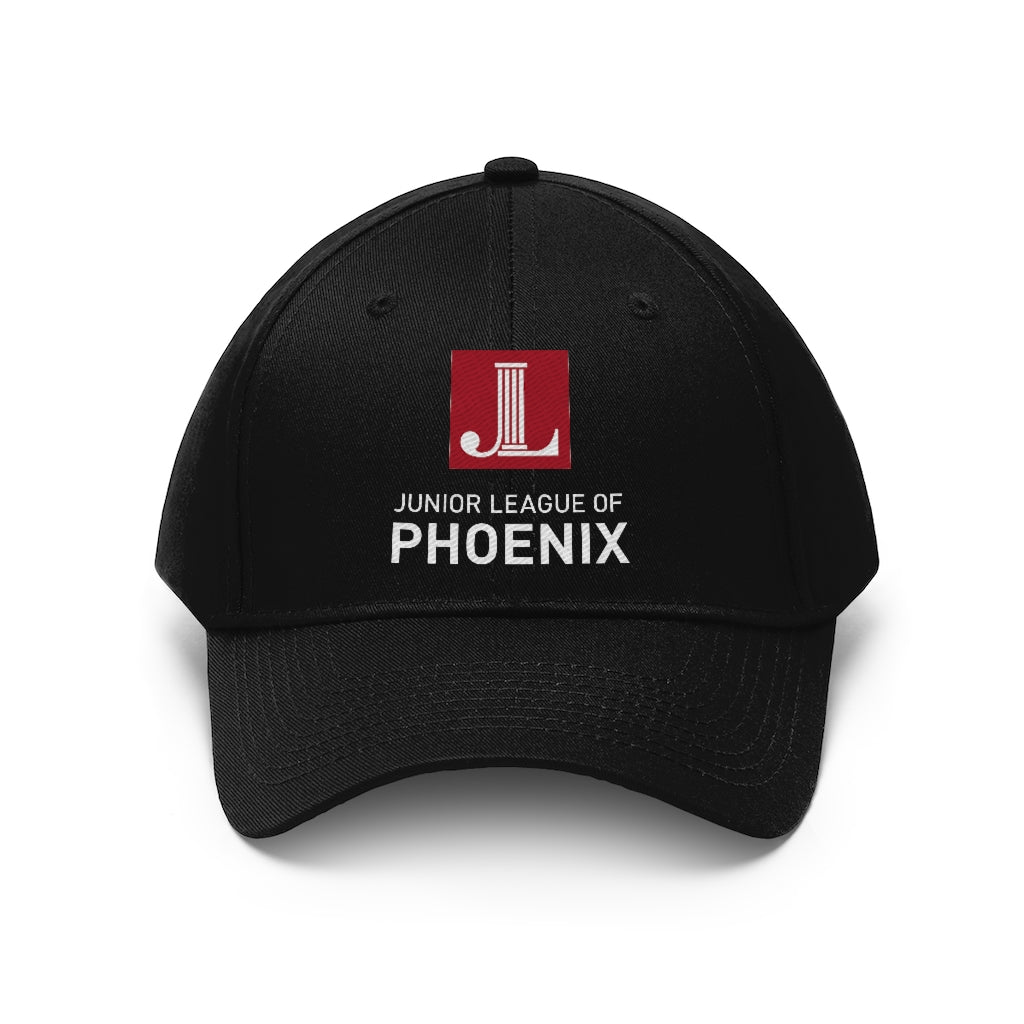 JLP Embroidered Unisex Twill Hat