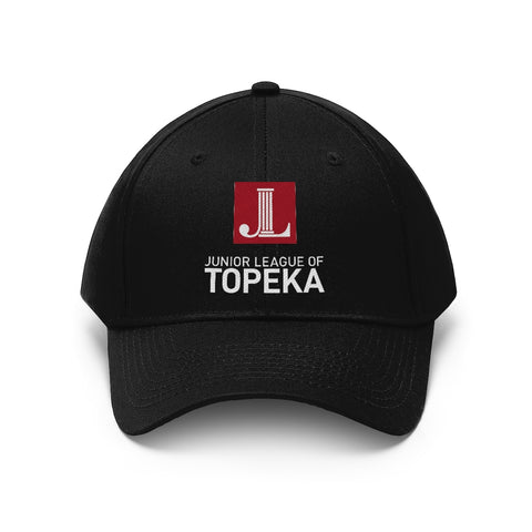 JL Topeka Unisex Embroidered Twill Hat