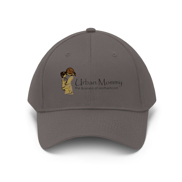 Urban Mommy Embroidered Unisex Twill Hat