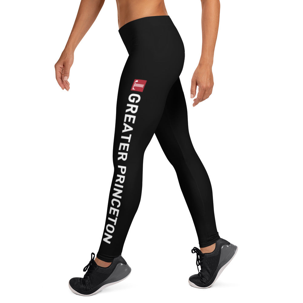 "JL Greater Princeton Women's ""Logo"" Leggings"