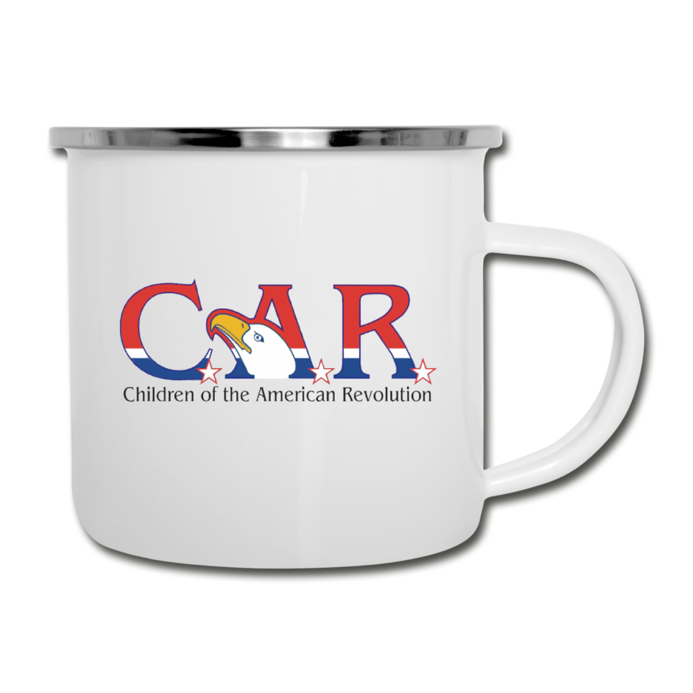 CAR Camper Mug - white