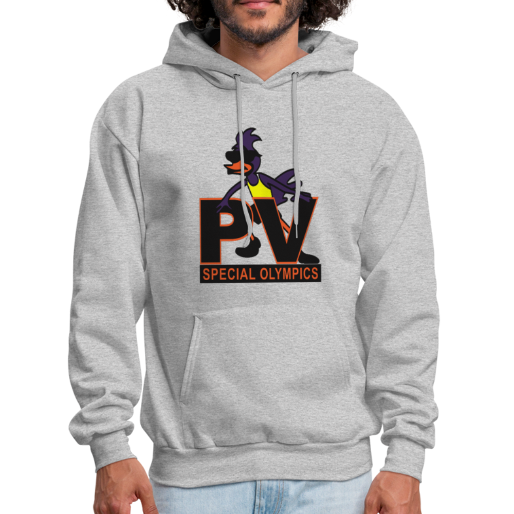 "PVSO ""Logo"" Unisex Hoodie - heather gray"