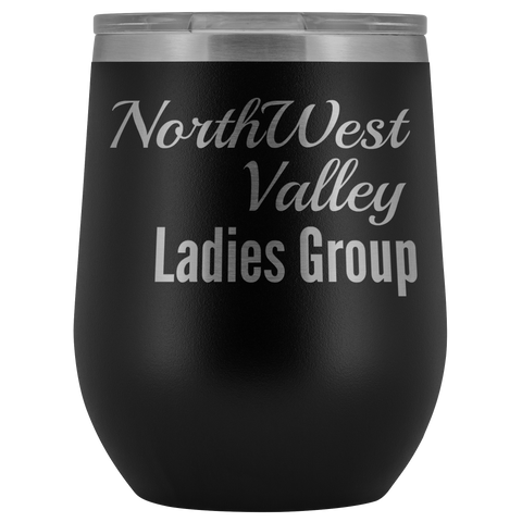 NWV Ladies Group Wine Tumbler