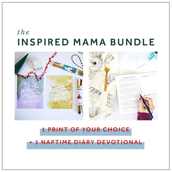 The Inspired Mama Gift Bundle