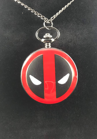 Deadpool Pocketwatch