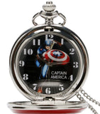 Avengers Captain America Shield Watch