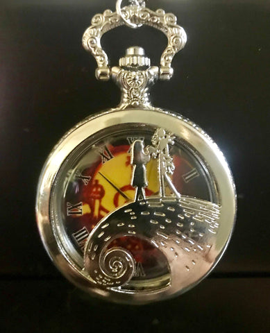 Nightmare Before Christmas Pocketwatch