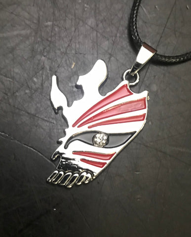 Bleach Ichigo Mask Pendant