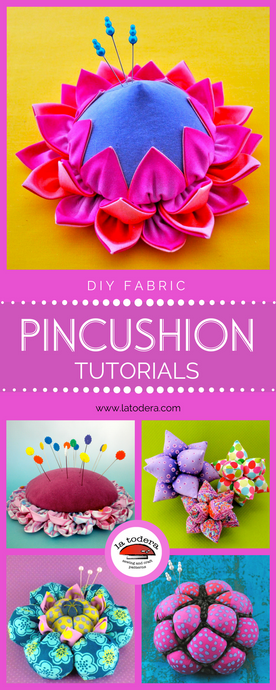 DIY Pincushion Projects for Everyone!