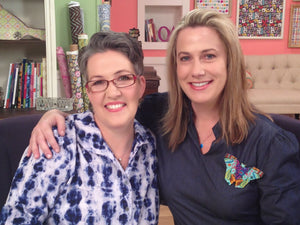 Quilting Arts TV Julie Creus of La Todera