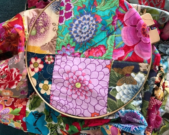 Big Stitch Quilting- It's a (Beautiful) Thing