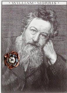 William B. Morris Wears a Kafflower....