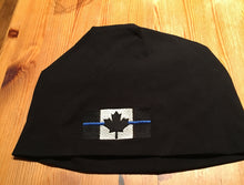 Load image into Gallery viewer, Thin Blue Line Canada Classic Beanie (Skull cap) Winter Toque