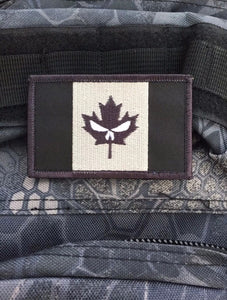Punisher Canada Flag Patch