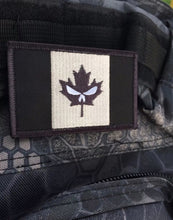 Load image into Gallery viewer, Punisher Canada Flag Patch