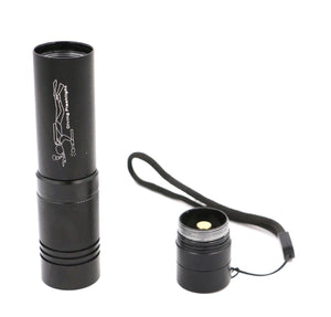 IPX8 new LED Completely Waterproof flashlight XM-L T6 LED