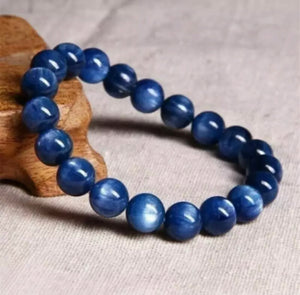 Unisex Blue Tiger Eye Bracelets (4 sizes, FREE Shipping)