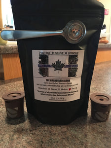 Thin Blue Line Canada K-Cup Set (2 Pack)