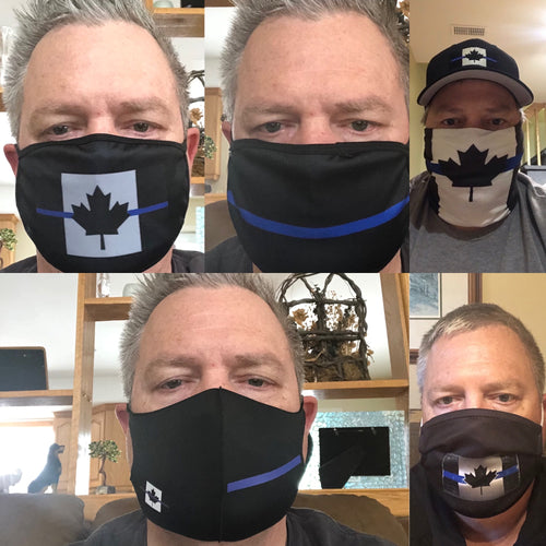 SAVE Big with one of each of our Masks and Gaiter (Free Shipping)