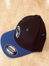 Load image into Gallery viewer, Thin Blue Line Canada Spartan Helmet FLEXFIT® Cap