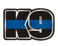 Load image into Gallery viewer, Thin Blue Line Police K9 Decal / Sticker