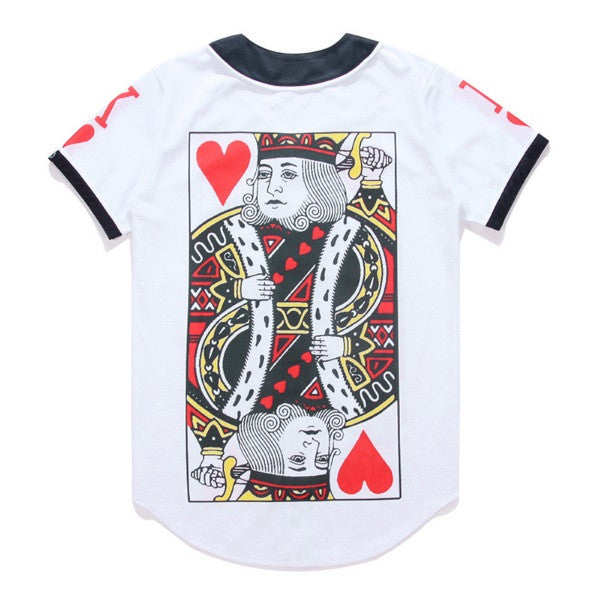 King of Heart Jersey - Cargobayy
