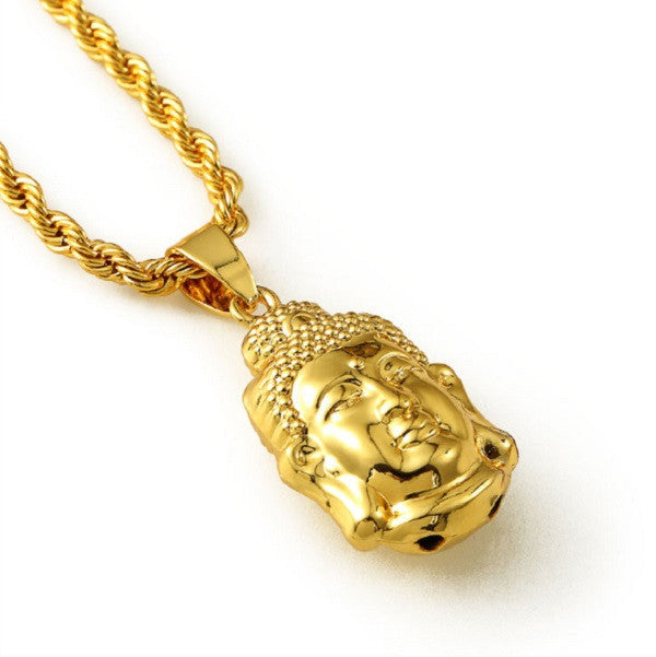 Exotic Golden Buddha Chain - Cargobayy