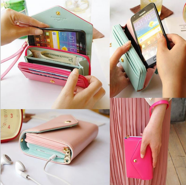 Wrist Wallet IPhone/Galaxy Cases