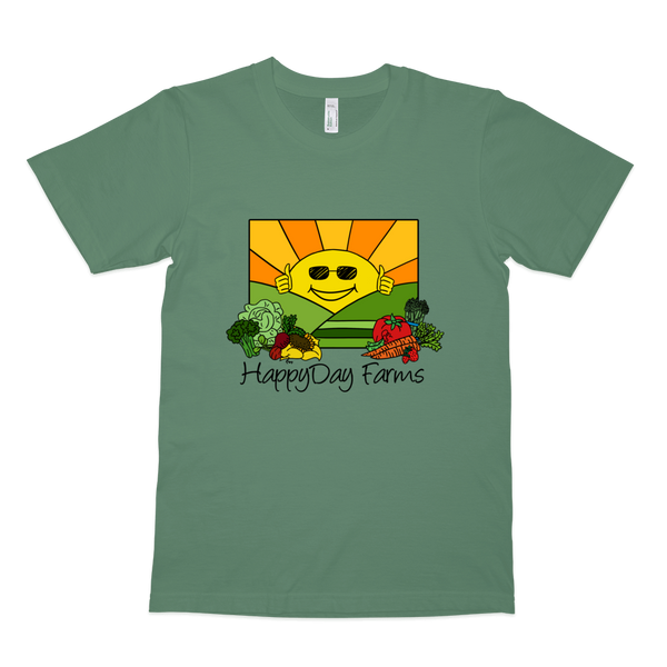 HappyDay Farms Men's Tee