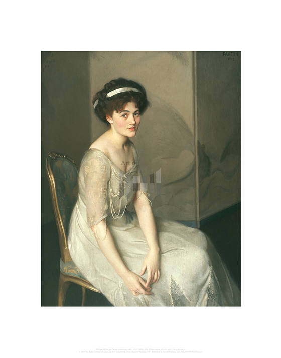 Sylvia, William McGregor Paxton