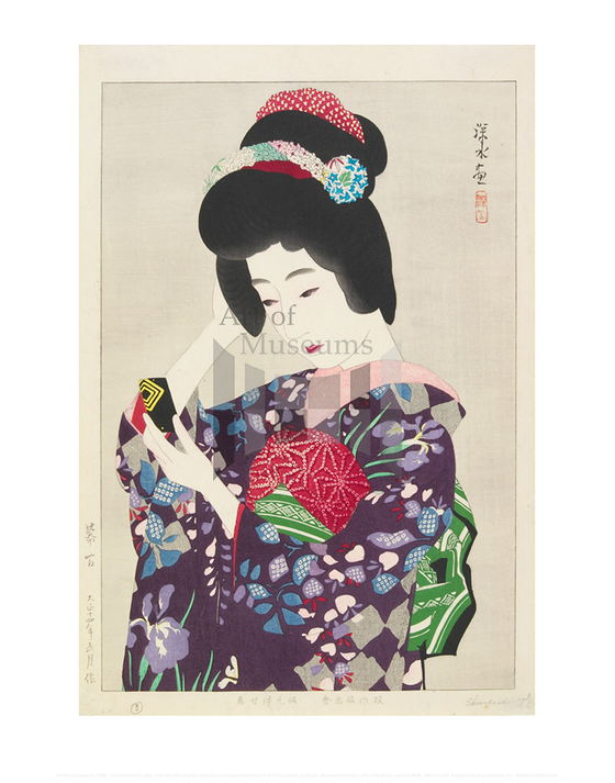 Intermission, Ito Shinsui
