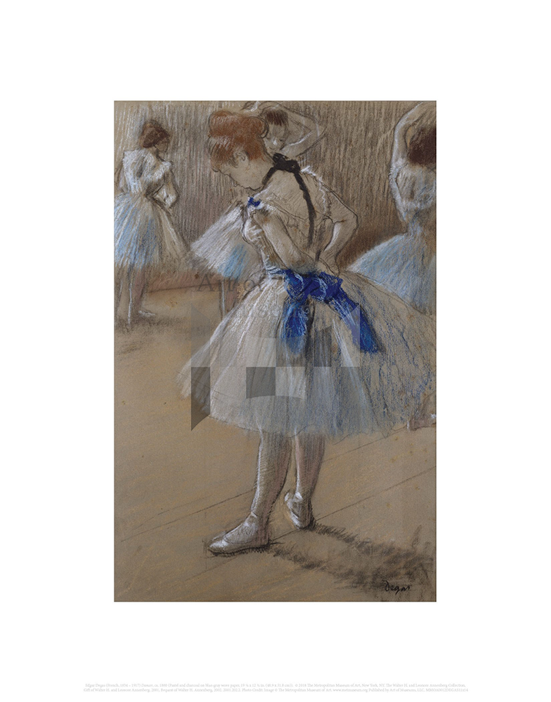 Dancer, Edgar Degas