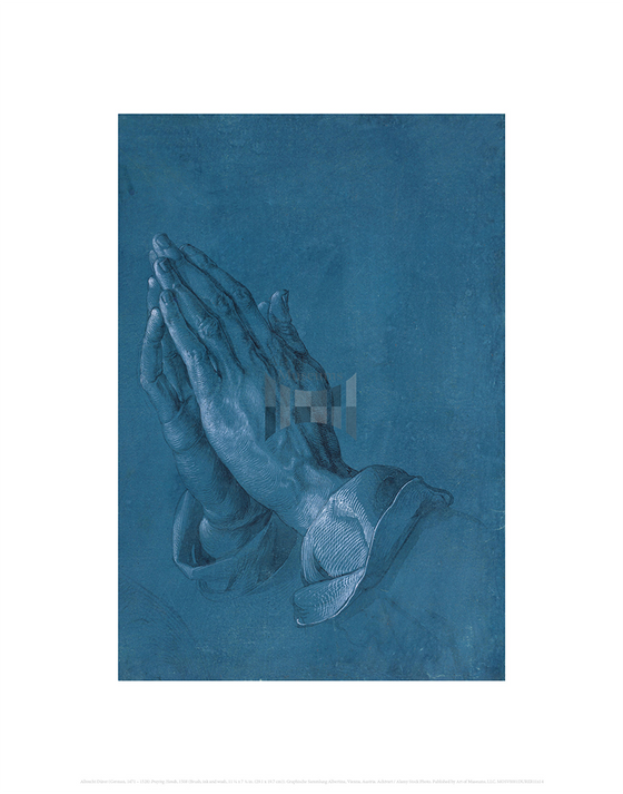 Praying Hands, Albrecht Durer