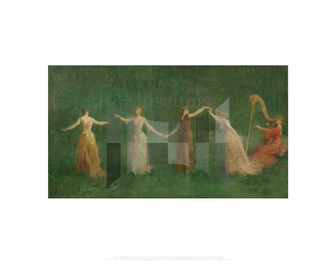Summer, Thomas Wilmer Dewing