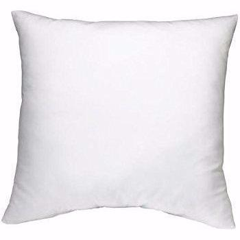 "Throw Pillow Insert 18"" Square / Down Alternative"