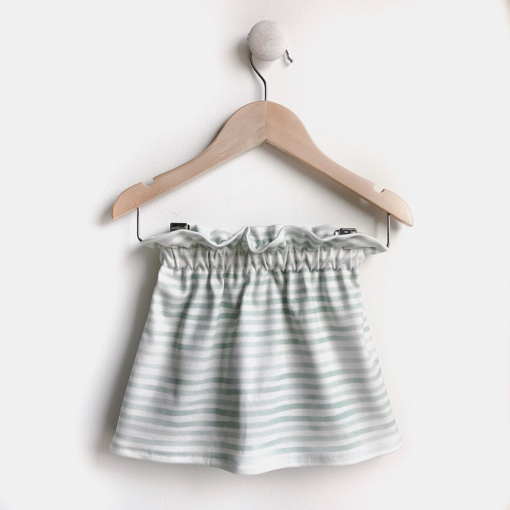 ORGANIC Penelope Skirt | waves