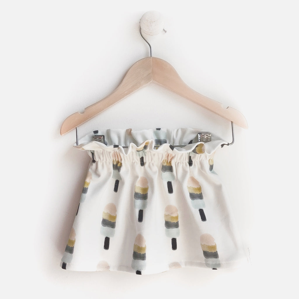 ORGANIC Penelope Skirt | ice cream
