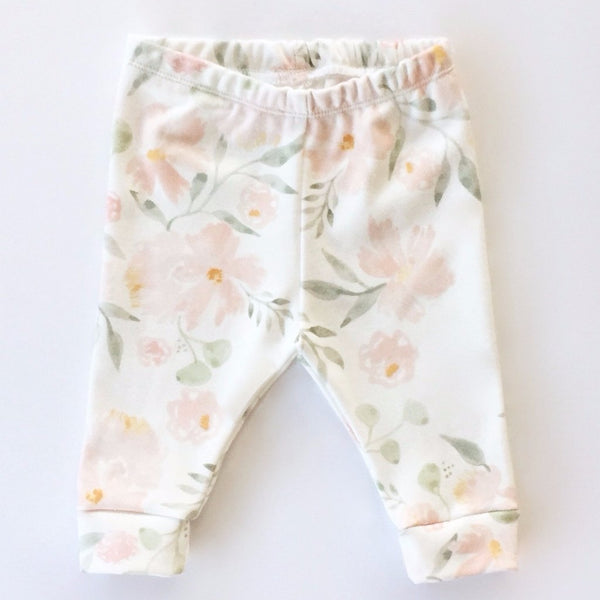Baby Pants / Floral