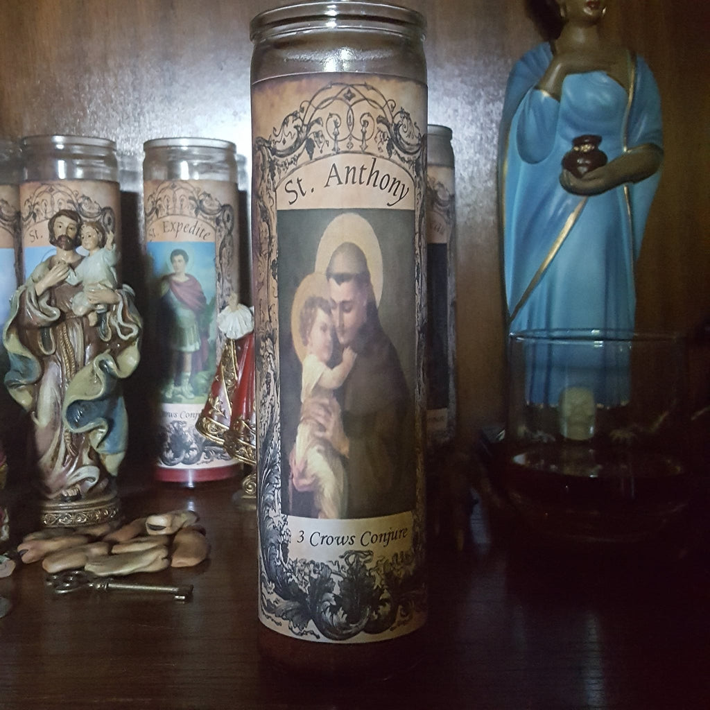 Saint Anthony 7 Day Candle