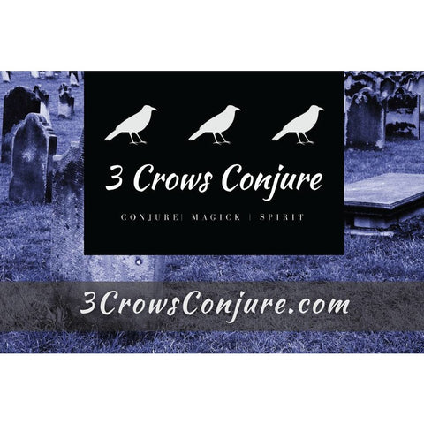 3 Crows Conjure Gift Cards