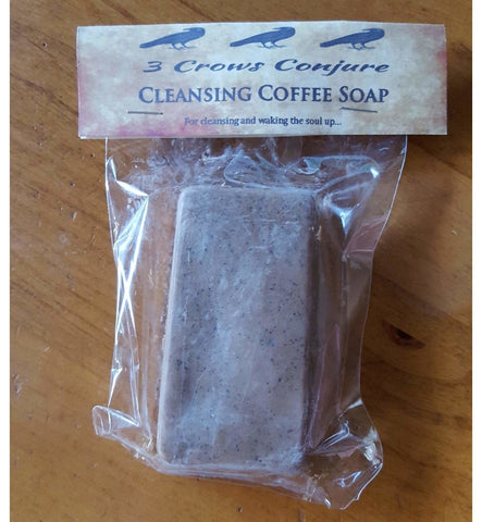 Cleansing Coffee Soap