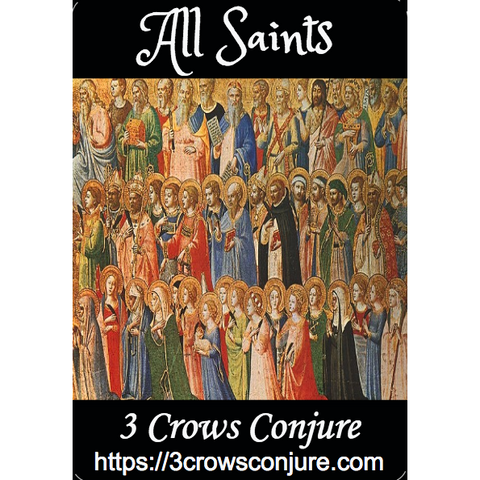 All Saints Incense