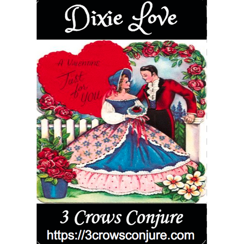 Dixie Love Incense