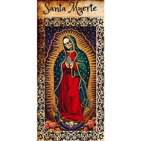 Santa Muerte 7 Day Candle