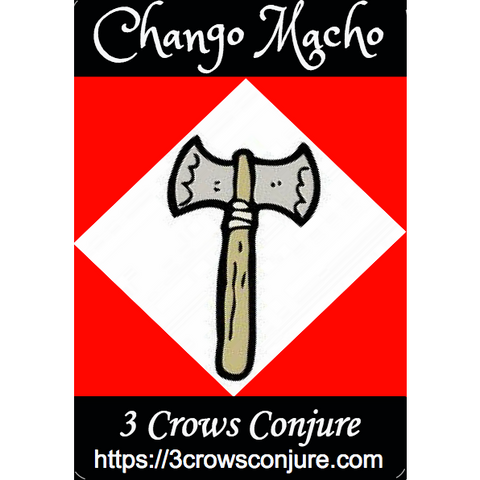 Chango Macho Incense