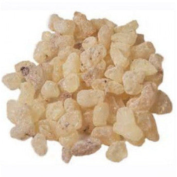 Copal Resin -- Gold